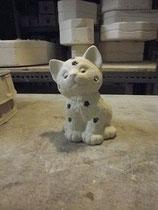 Katze Willi  ausgeschnitten