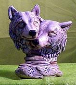 Doppelwolf