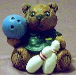 Bowling Teddy