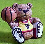 Basketball Teddy