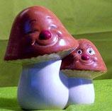 Doppel Pilz Grinsekovski