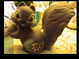 Eichhörnchen Lisa ausgeschnitten