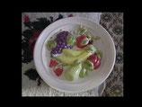 Obst Teller