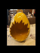 Ei ausgeschnitten L