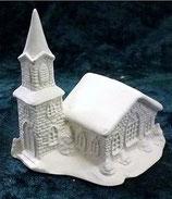 Kleine Kirche ca 7 cm