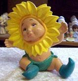Sonnenblumen Kind Hände oben  Nelly