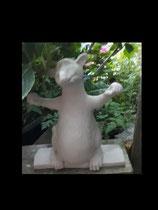 Ratty mit Schaukel