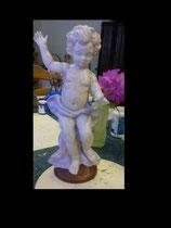Engel mit ausgebreiteten Armen 43 cm