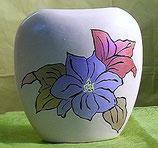 Vase flach