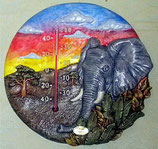 Thermometer Elefant