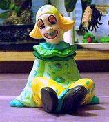 Pierrot Beine gekreuzt