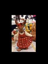 Tanzendes Hasenmädchen Tilda