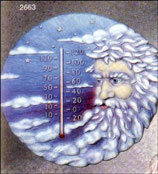 Thermometer Wind