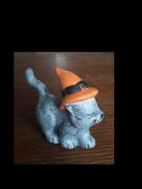 Zipferl die Halloween Katze