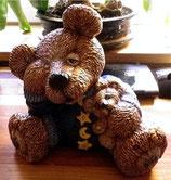 Teddy mit Sterne