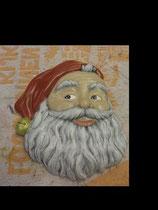Nikolaus Gesicht Stell