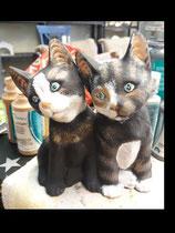Katzendoppel Lottchen