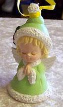 Kleiner betender Engel