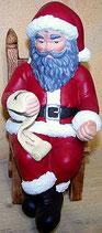 Regal Nikolaus mit Wunschliste