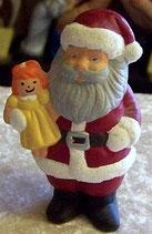 Nikolaus mit Puppe