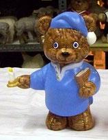 Teddy mit Kerze