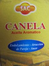 Esencia Aromatica Aceite VainillaCanela