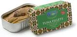 Tuna Filets in Olivenöl mit Zwiebeln und Lorbeerblätter – Briosa