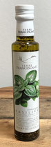 Basilikum-Öl 250ml Dressing  Terre Francescane - Italien