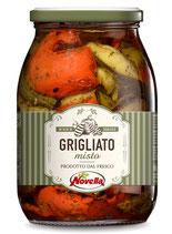 Novella - Grigliato gemischtes gegrilltes Gemüse in Öl
