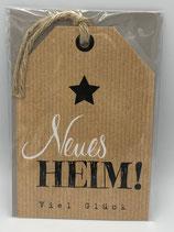 """Karte """"Neues Heim"""""""