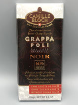 Camille Bloch - Grappa Poli Noir 60%
