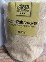 Roh-Rohrzucker