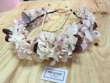 Corona Hortensia preservada