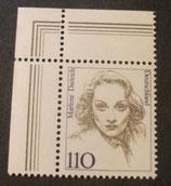 Bund 1949 Marlene Dietrich  110 Pf