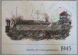 1945 - Baureihe 42 Güterzuglokomotive