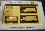 Brekina Serie 005  -  Modellautos für Sammler - Deutsche Post