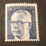 Bund 0640 Heinemann  50 Pf