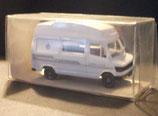 MB 207 D James Cook Wohnmobil