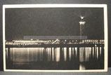 AK Köln - Rheinfront der Pressa mit Beleuchtung