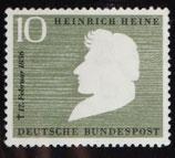 Bund 0229 100. Todestag Heinrich Heine