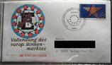 BD 1644 FDC Europäischer Binnenmarkt