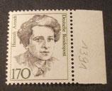 Bund 1391 Hannah Arendt  170 Pf