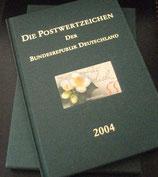 Bund Postwertzeichen der Bundesrepublik 2004  -  Ausgabe der DPAG   **