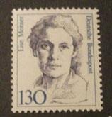 Bund 1366 Lise Meitner  130 Pf