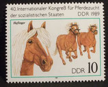DDR 3261-3264 40. Internationaler Kongress für Pferdezucht
