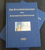 Bund Postwertzeichen der Bundesrepublik 2005  -  Ausgabe der DPAG   **