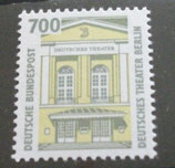Bund 1691 700 Pf Staatstheater Cottbus