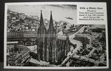 AK Köln - Kölner Dom - Rheinwestseite  - ng
