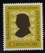 Bund 0234 100. Todestag Robert Schumann