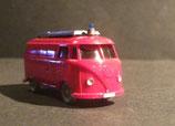 VW T1 Feuerwehr Kasten - mit Dachaufbau